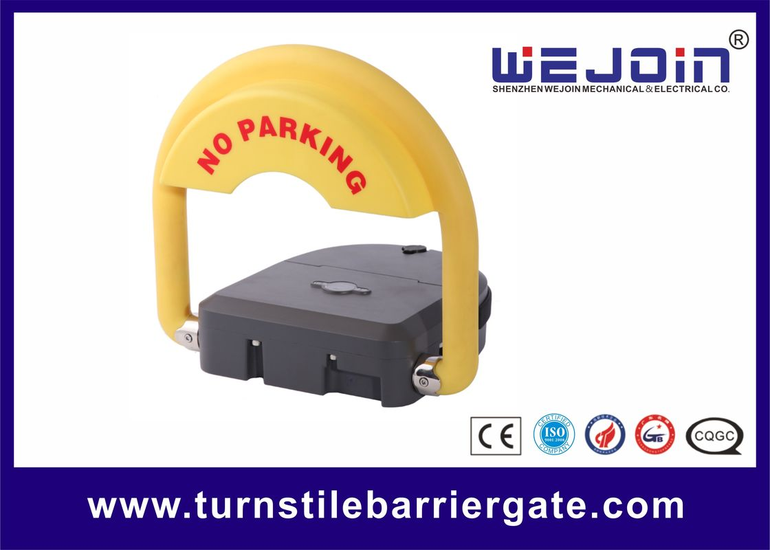 Parking Lot Equipment Parking System Remote control parking lock 협력 업체