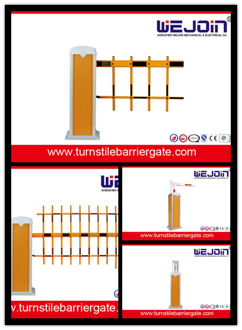 Straight Arm   Electronic Barrier Gates With Auto - Closing
